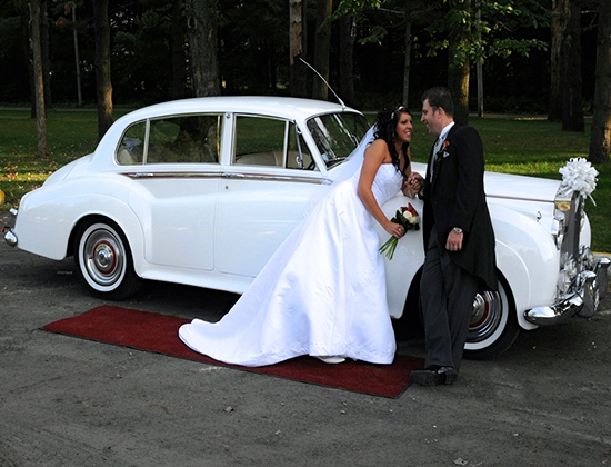 Lgm Montreal Wedding Limousines