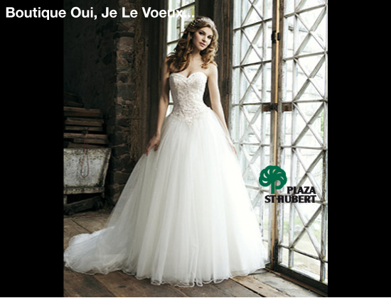 Lets get married marions nous for Wedding dresses montreal st hubert