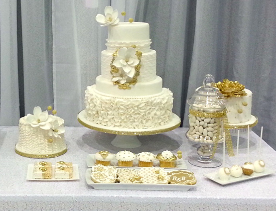 Wedding Cakes Montreal