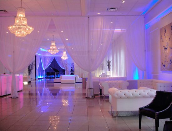 Lgm Montreal Wedding Reception Halls