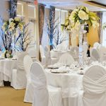 WEDDING RECEPTION HOTEL LOCATIONS - LONGUEUIL & MONTREAL SOUTH SHORE