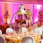 WEDDING DECORATIONS - CEREMONY AND RECEPTION