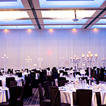 WEDDING RECEPTION HALL LOCATION - MONTREAL DOWNTOWN