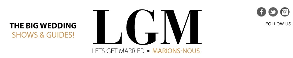 Let's Get Married - Montreal Wedding Photography Header
